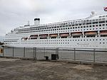 Pacific Dawn (ship) at Portside Wharf 03.jpg