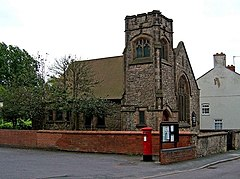 Packington Methodist Church, High Street - geograph.org.uk - 1315821.jpg
