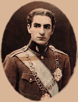 Mohammad Reza Pahlavi - Mohammad Reza in 1939
