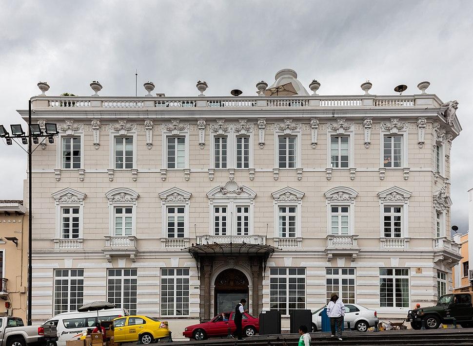 Palacio Gangotena, Quito, Ecuador, 2015-07-22, DD 156