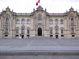 2019 Peruvian constitutional crisis Political conflict in Peru