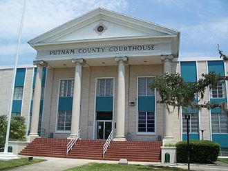 Putnam County Courthouse (Palatka, Florida) - Image: Palatka Putnam cty crths 03