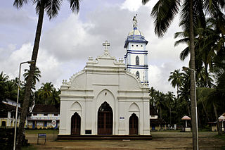 St. Thomas Syro-Malabar Church, Palayoor building in India