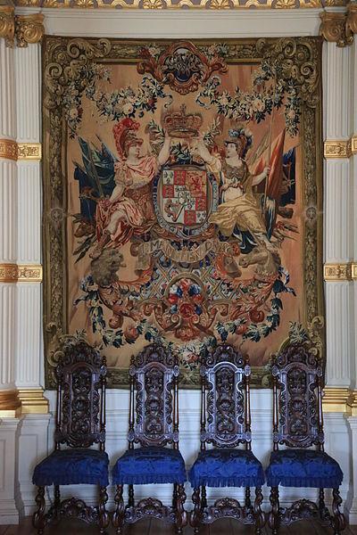 Paleis Het Loo - new diningroom 20120912-03