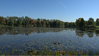 Palos Hills, Illinois - Park in Palos Hills, Illinois