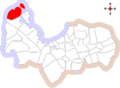 Pangasinan Colored Locator Map-Bolinao.png