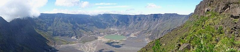 File:Panorama Mount Tambora caldera.jpg