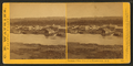 Panorama of Oregon City and Willamette Falls, by Watkins, Carleton E., 1829-1916.png
