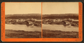 Panorama of Oregon City and the Willamette Falls, by Watkins, Carleton E., 1829-1916.png
