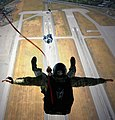 Pararescuemen conduct static-line jump (8969435338).jpg