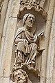 Paris - Cathédrale Notre-Dame - Portail du Jugement Dernier - PA00086250 - 062.jpg