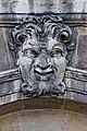 Paris - Les Invalides - Façade nord - Mascarons - 022.jpg