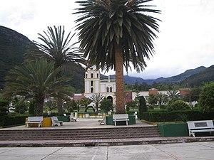 La Uvita - Image: Parque Central