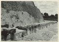 Parti av tempelpyramiden Tenayuca - SMVK - 0307.b.0061.tif