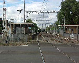 Pascoe Vale railway station - Image: Pascoe Vale Railway Station