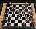 Pasquale ninì santoro, scacchi, 1969, in marmi e argento (coll. dell'artista) 02.jpg
