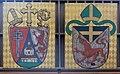 Passau Votivkirche Bischofswappen.jpg