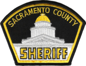 Sacramento County Sheriff's Department - Image: Patch of the Sacramento County Sheriff's Department