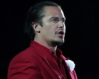 Mike Patton American singer