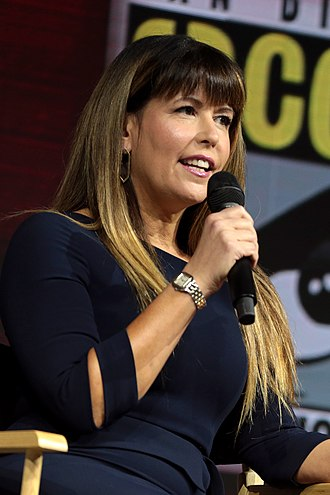 Patty Jenkins - Jenkins at the 2018 San Diego Comic-Con