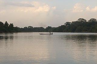 Patuca River river in Honduras