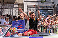 Paul Katami and Jeffrey Zarrillo, San Francisco Pride 2013.jpg