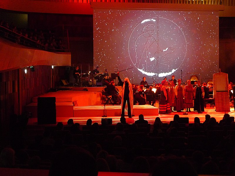 Pavel Karmanov 's Vertep in Zaryadye Concert Hall (2019-01-11) 14.jpg