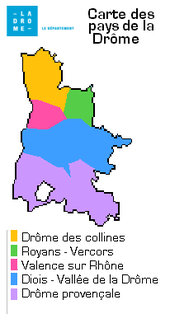 geographie drome