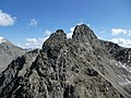 Peaks of Las Sours and Piz Muragl as seen from west peak.jpg