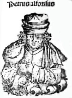 Petrus Alphonsi - Pedro Alfonso/Petrus Alphonsi in a 15th-century imagined portrait