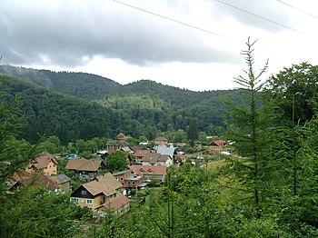 Română: Timisul de Jos,Predeal,Brasov,Romania.