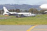 Pel-Air (VH-AJG) IAI Westwind 1124 taxiing at Wagga Wagga Airport (1).jpg