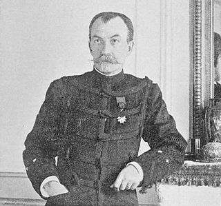 Georges-Gabriel de Pellieux French general