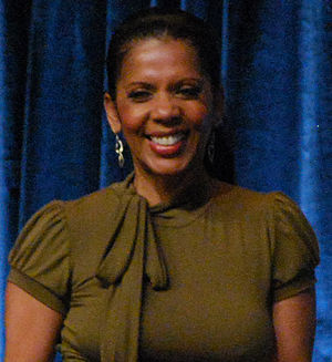 Penny Johnson Jerald - Jerald at Paleyfest 2012