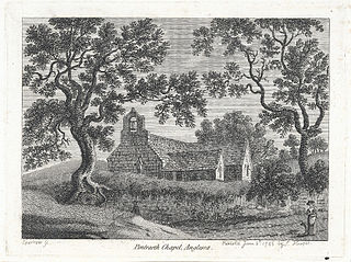 Pentraeth Chapel, Anglesea