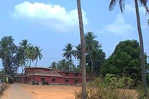 Peranankila - The Peranankila Temple