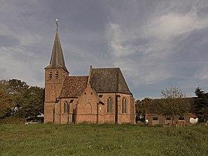 Ubbergen - Image: Persingen, de voormalige dorpskerk oeg 35825 foto 9 2015 10 26 10.21