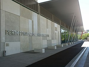 Perth Convention and Exhibition Centre - Image: Perth Convention Centre