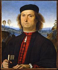 Portrait of Francesco delle Opere