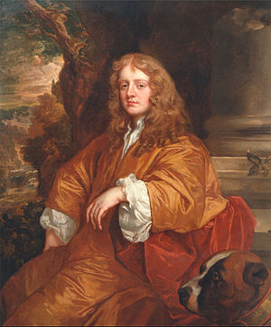 Ralph Bankes - Sir Ralph Bankes, portrait by Sir Peter Lely