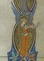 Peterborough Psalter rebec page 154.png