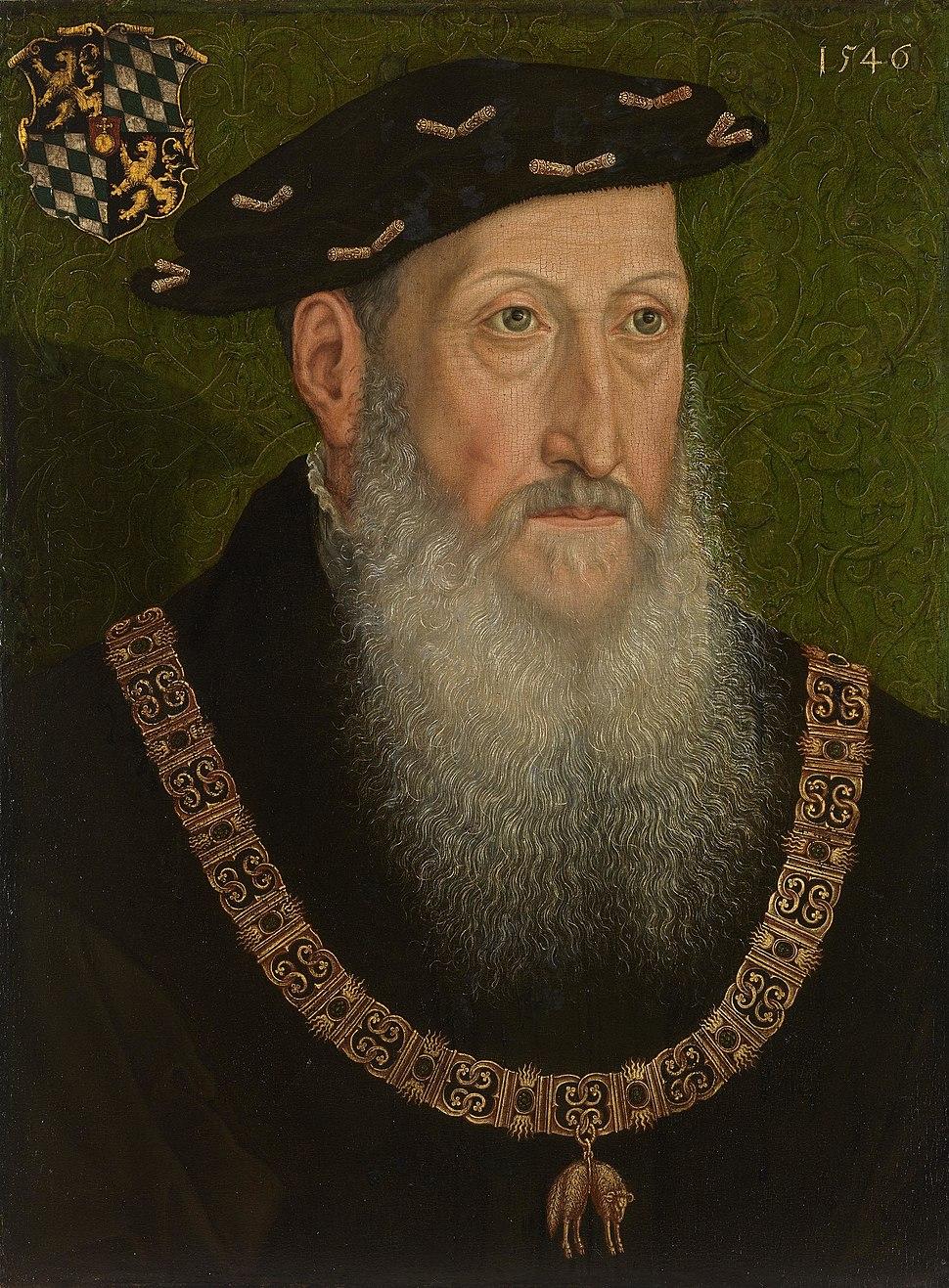 Pfalzgraf friedrich 1546