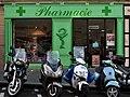 Pharmacie, 49 rue Lacépède, 75005 Paris, October 2017.jpg