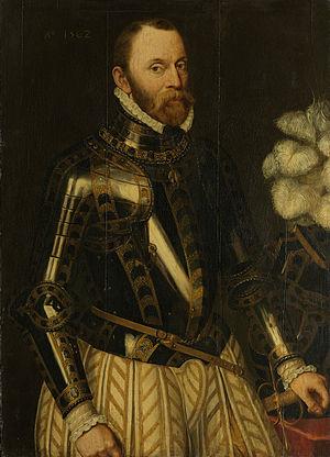 Philippe de Montmorency (1524-68), graaf van Hoorne. Admiraal der Nederlanden, lid van de Raad van State Rijksmuseum SK-A-2663