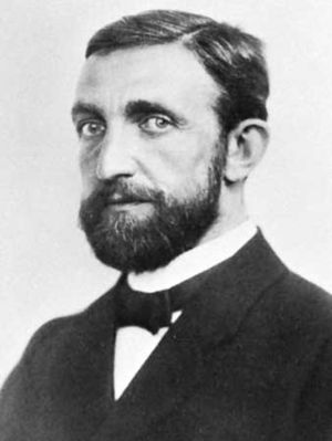 Philipp Lenard - Philipp Lenard in 1900