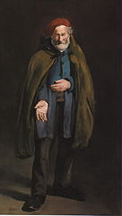 Beggar with a Duffle Coat (Philosopher)