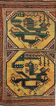 Early Anatolian Animal Carpets Wikipedia