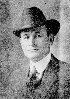 Fred Colter - Colter, ca. 1918