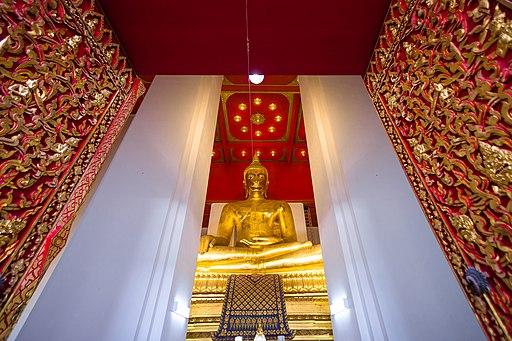 Phra Mongkhon Bophit after 2018 renovated