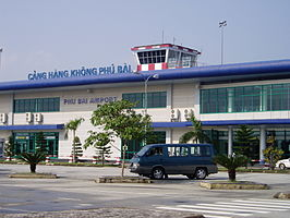 Internationale Luchthaven Phu Bai